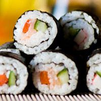 Sushi at One Atlantic
