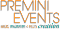 Premini Events Logo - Indian Event & Wedding Planning