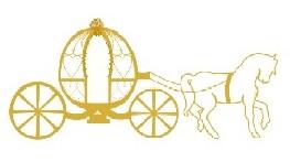 updated dream carriage logo - Baraat Horses